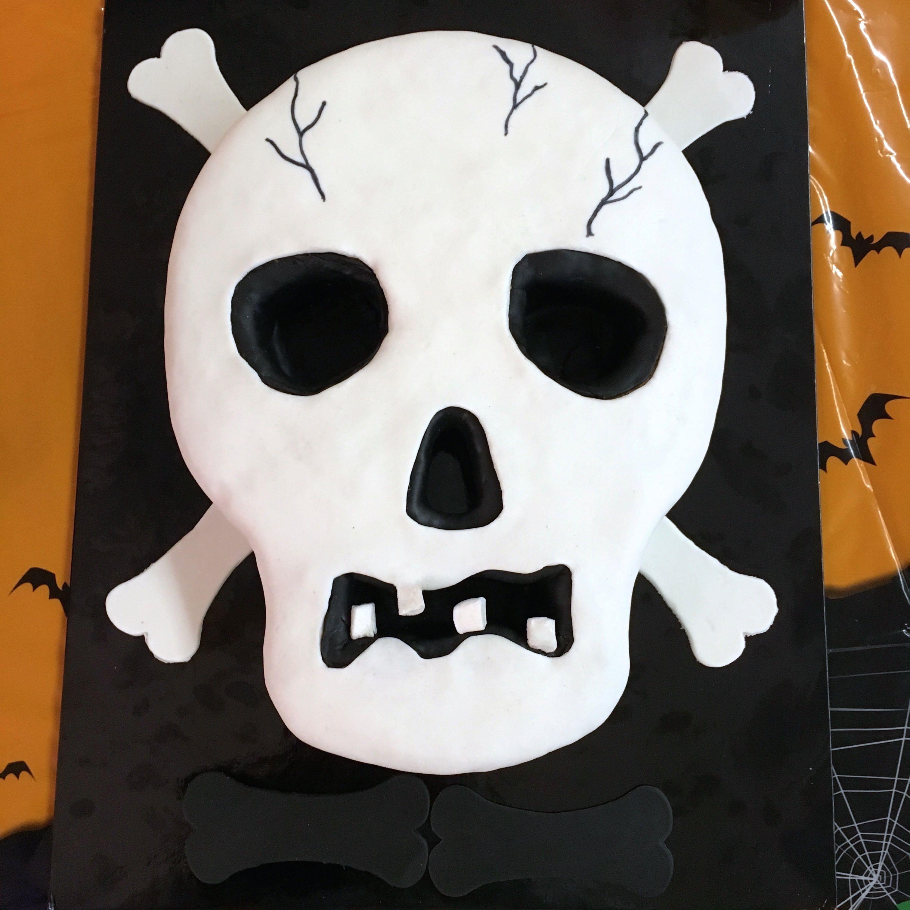 torta halloween 2015m