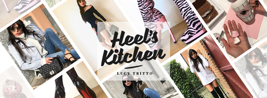 Heels Kitchen by Lucy Tritto